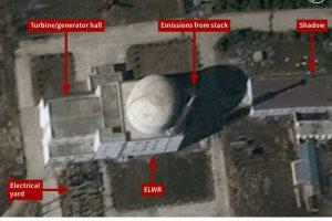 Šiaurės Korėja bando naują branduolinį reaktorių?