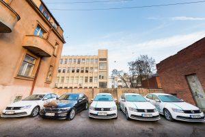 Kauno savivaldybės automobilių parke – du nauji BMW