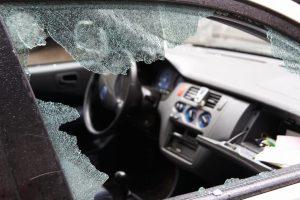 Pasprukusį avarijos kaltininką pareigūnai sulaikė akimirksniu