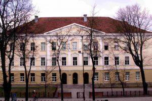 Kodėl stringa Šiaulių J. Janonio gimnazijos rekonstrukcija?