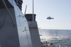 Rusija pasirengusi tartis dėl karinės aviacijos skrydžių virš Baltijos jūros