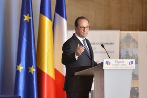 Prancūzija ragina sudaryti Ukrainos taikos gairių žemėlapį
