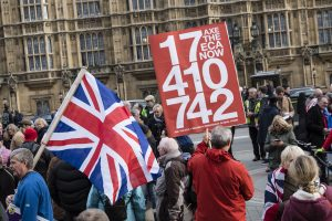 """Pakartotinis balsavimas dėl """"Brexit"""" – įmanomas?"""