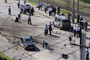 Šaudynės Kaukazo regione: policija nukovė keturis kovotojus