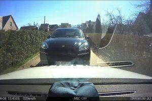 """Prabangiu """"Porsche"""" nepaspruko: Alytuje sulaikytas nužudymu įtariamas lenkas"""