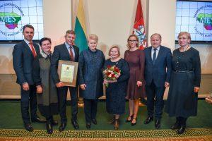 Zapyškis – nacionalinio seniūnijų konkurso laureatas