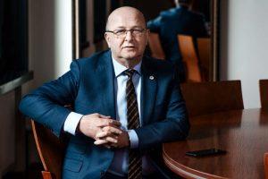 """V. Matijošaitis: """"Continental"""" investicija Kaune siunčia žinią pasauliui"""