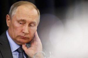 Ar V. Putinas valdys Rusiją iki gyvos galvos?
