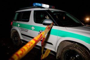 Klaipėdos rajone – žiauri žmogžudystė, įtariamasis sulaikytas