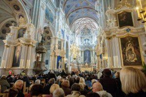 Katalikai švenčia Verbų sekmadienį