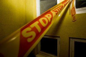 Sujudimas Panemunėje: dingęs kaimynas rastas negyvas