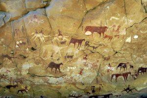 Čade sugadinti į UNESCO įtraukti urvų piešiniai