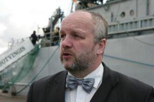Su Klaipėdoje dislokuotų vienetų kariais susitiks krašto apsaugos ministras