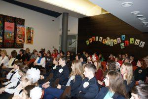 Klaipėdos moksleiviai kaunasi dėl Sveikiausios klasės vardo