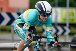 D. Tušlaitės ekipos pristatyme – ir dviračių sporto legendos