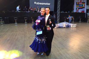 Šokėjai T. Fainšil ir V. Posmetnaja tapo Europos universitetų čempionais