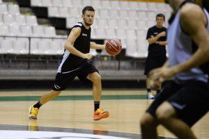 """Š. Vasiliauskas žaidė solidžiai, bet jo komanda krito prieš """"Galatasaray"""""""