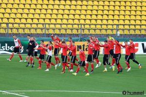Lietuvos rinktinė pradės atranką į Pasaulio futbolo čempionatą