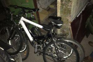 Pareigūnai nudžiugino pavogtų dviračių savininkę