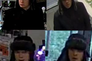 Ieškomas brangų fotoaparatą pavogęs vyras