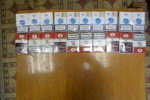 Turguje ir vėl aptikta nelegalių cigarečių