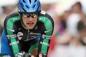 T. Vaitkus dviratininkų lenktynėse Portugalijoje finišavo trečias
