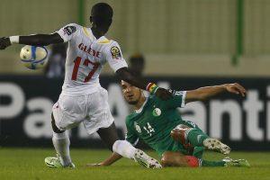 Ganos ir Alžyro vienuolikės pateko į ketvirtfinalį