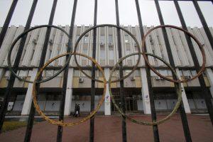 """Rusija tvirtina išsiuntusi WADA """"įrodymų"""", paneigiančių kalbas apie dopingą"""