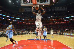 """""""Clippers"""" – šeštasis NBA lygos atkrintamųjų varžybų dalyvis"""