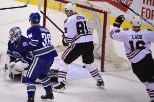 Stenlio taurės savininkas užsitikrino vietą NHL atkrintamosiose varžybose