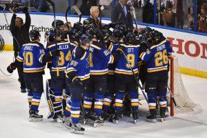 Stenlio taurės laimėtojas nepateko į NHL Vakarų konferencijos pusfinalį