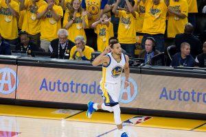 S. Curry: po tokios serijos esame pasiruošę viskam
