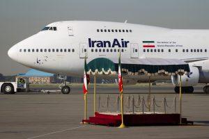 """Iranas ir """"Boeing"""" susitarė dėl 100 lėktuvų pirkimo"""