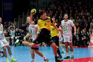 Europos rankinio čempionato atrankos starte neapsieita be staigmenų