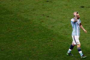 Brazilija įstūmė L. Messi ir Argentiną į pavojingą zoną