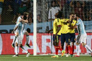 Pasaulio čempionato atrankoje – svarbios Argentinos ir Čilės pergalės