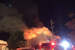Kalifornijoje nusiaubusio gaisro aukų gali padaugėti iki 40