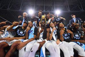 Gonzagai nepasisekė – NCAA čempionais tapo Šiaurės Karolinos studentai