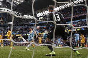 """""""Manchester City"""" toliau medžioją bronzą: sutriuškintas """"Crystal Palace"""""""