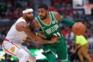 """K. Irvingo vedami """"Celtics"""" pratęsė įspūdingą pergalių seriją"""