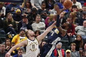 NBA arenose – lietuvių pergalės