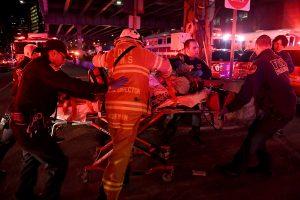 Niujorke nukritus į upę sraigtasparniui žuvo penki žmonės