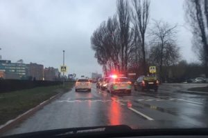 Pajūryje automobiliai traumavo dvi merginas