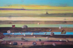 """Uostamiesčio Baroti galerijoje – D.Čistovaitės """"Pakrantės labirintai"""""""