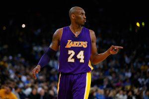 """38 taškus pelnęs K. Bryantas vedė """"Lakers"""" į pergalę"""