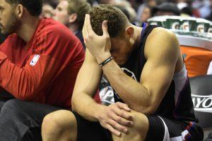 "Dar vienas smūgis ""Clippers"": B. Griffinui sezonas baigtas"