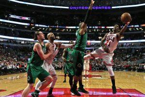 "NBA: ""Bulls"" palaužė ""Celtics"""