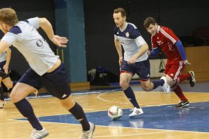 Klaipėdos salės futbolo sezonas prasidėjo staigmena