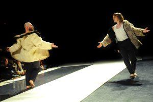 """Uostamiestyje – šokio spektaklis """"Aikštelėje laisvų vietų nėra"""""""