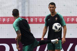 P. Jakelio patarimas Marokui, kaip pristabdyti Ronaldo